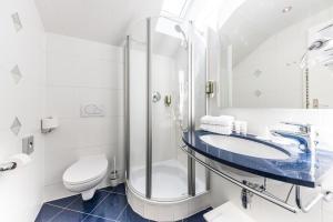 Hotel Mondschein, Hotels  Innsbruck - big - 39