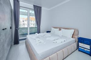 Botabara Del Mar Apartments, Apartmány  Pomorie - big - 84