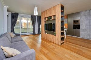 Botabara Del Mar Apartments, Apartmány  Pomorie - big - 90