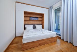 Botabara Del Mar Apartments, Apartmány  Pomorie - big - 93