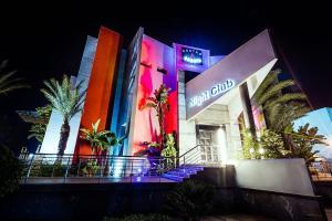 Avanti Mohammedia Hotel, Отели  Мохаммедия - big - 40