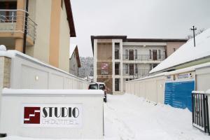 Studio ApartCity, Aparthotels  Braşov - big - 27