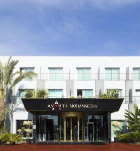 Avanti Mohammedia Hotel, Отели  Мохаммедия - big - 38