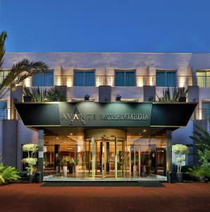 Avanti Mohammedia Hotel, Отели  Мохаммедия - big - 37