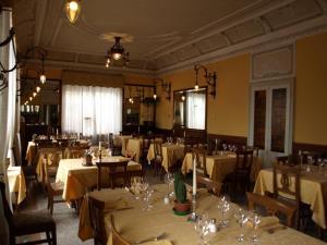 Hotel Olivedo, Hotel  Varenna - big - 82