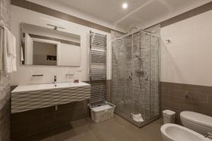 La Casa Natia, Apartmanok  Ruffano - big - 16