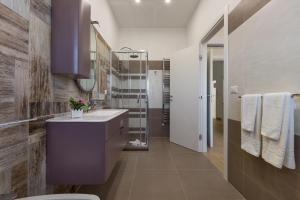 La Casa Natia, Apartmanok  Ruffano - big - 14