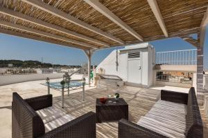 La Casa Natia, Apartmanok  Ruffano - big - 17