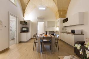 La Casa Natia, Apartmanok  Ruffano - big - 4