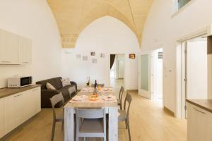 La Casa Natia, Apartmanok  Ruffano - big - 5