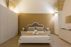 La Casa Natia, Apartmanok  Ruffano - big - 9