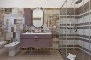 La Casa Natia, Apartmanok  Ruffano - big - 13
