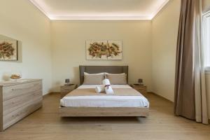 La Casa Natia, Apartmanok  Ruffano - big - 7