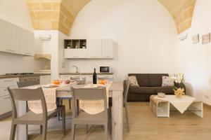 La Casa Natia, Apartmanok  Ruffano - big - 6