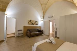 La Casa Natia, Apartmanok  Ruffano - big - 12
