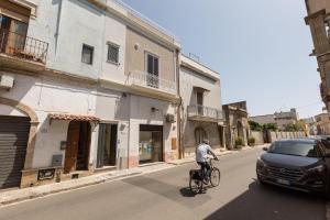 La Casa Natia, Apartmanok  Ruffano - big - 22