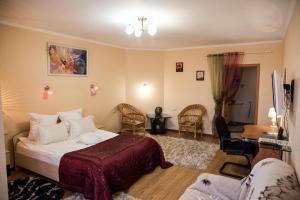 Apartment Halturinskiy Pereylok 85, Appartamenti  Rostov on Don - big - 13