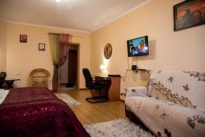 Apartment Halturinskiy Pereylok 85, Appartamenti  Rostov on Don - big - 12