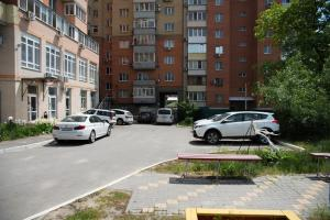 Apartment Halturinskiy Pereylok 85, Appartamenti  Rostov on Don - big - 9