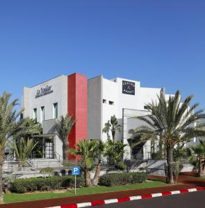Avanti Mohammedia Hotel, Отели  Мохаммедия - big - 35