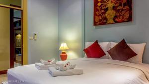 Les Palmares Villas, Курортные отели  Банг Тао Бич - big - 160