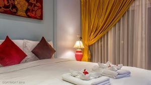 Les Palmares Villas, Курортные отели  Банг Тао Бич - big - 162