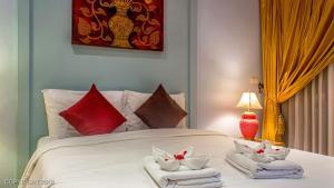 Les Palmares Villas, Курортные отели  Банг Тао Бич - big - 164