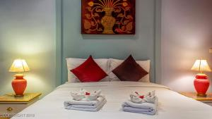 Les Palmares Villas, Курортные отели  Банг Тао Бич - big - 165