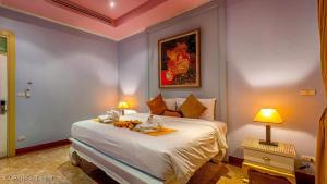 Les Palmares Villas, Курортные отели  Банг Тао Бич - big - 168