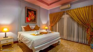 Les Palmares Villas, Курортные отели  Банг Тао Бич - big - 169