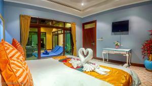 Les Palmares Villas, Курортные отели  Банг Тао Бич - big - 182
