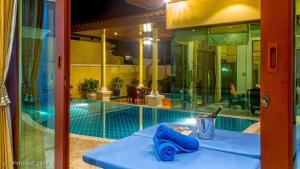Les Palmares Villas, Курортные отели  Банг Тао Бич - big - 191