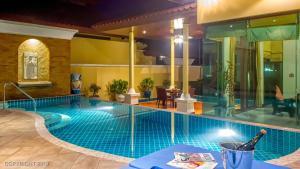 Les Palmares Villas, Курортные отели  Банг Тао Бич - big - 201