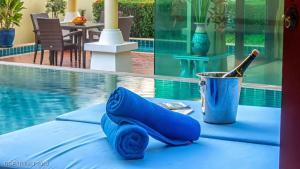 Les Palmares Villas, Курортные отели  Банг Тао Бич - big - 205
