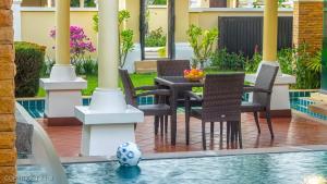 Les Palmares Villas, Курортные отели  Банг Тао Бич - big - 213
