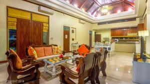 Les Palmares Villas, Курортные отели  Банг Тао Бич - big - 219