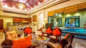 Les Palmares Villas, Курортные отели  Банг Тао Бич - big - 220
