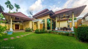 Les Palmares Villas, Курортные отели  Банг Тао Бич - big - 227
