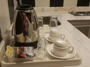 La Fontaine Ronas Abha Suites, Apartmánové hotely  Abha - big - 29