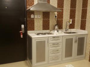 La Fontaine Ronas Abha Suites, Apartmánové hotely  Abha - big - 38