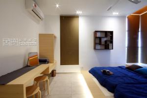 G-Ting Homestay @ Atlantis Residence Melaka, Appartamenti  Malacca - big - 20