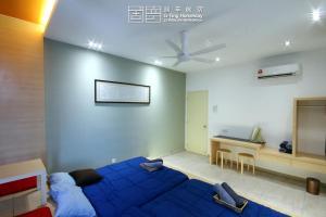 G-Ting Homestay @ Atlantis Residence Melaka, Appartamenti  Malacca - big - 22