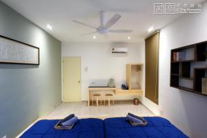 G-Ting Homestay @ Atlantis Residence Melaka, Appartamenti  Malacca - big - 24