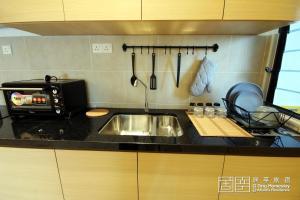 G-Ting Homestay @ Atlantis Residence Melaka, Appartamenti  Malacca - big - 35