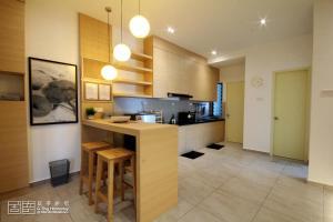G-Ting Homestay @ Atlantis Residence Melaka, Appartamenti  Malacca - big - 40