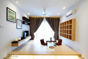 G-Ting Homestay @ Atlantis Residence Melaka, Appartamenti  Malacca - big - 44
