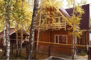 Finskie Cottages, Prázdninové domy  Novoabzakovo - big - 46