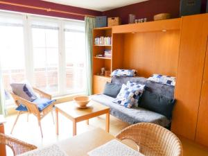 Inselnest-am-Meer, Апартаменты  Wittdün - big - 3