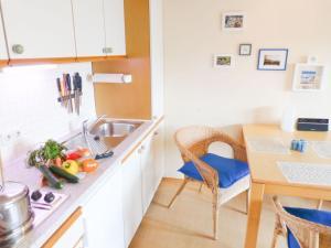 Inselnest-am-Meer, Апартаменты  Wittdün - big - 9