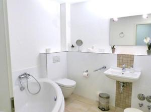 Strand-Residenz-11, Apartmanok  Wittdün - big - 8